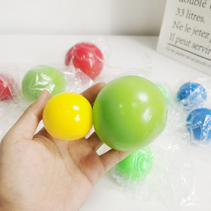 Sticky Ceiling Balls For Relieving Stress