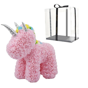 Rose Unicorn Gift For Valentines Day