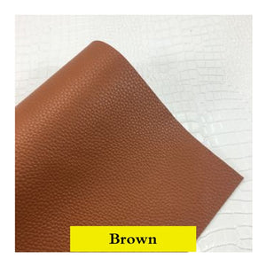 Leather Repair Patch (For Sofas, Chairs, Cars & More)