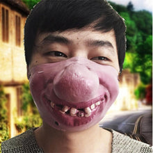 Load image into Gallery viewer, Halloween BIG Fat Nose Face Mask - Perfenq