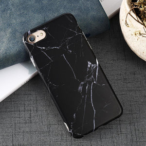 Marble Pattern iPhone Case (for All iPhones)