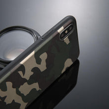 Load image into Gallery viewer, Army Green Camouflage Case For all iPhones - Perfenq
