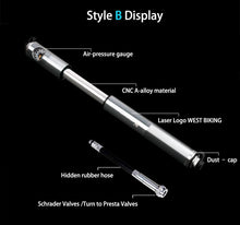 Load image into Gallery viewer, Multi-Purpose Mini Portable Bike Pump - Perfenq