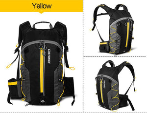 10L Breathable Waterproof Backpack for Cycling, Camping & Outdoor - Perfenq
