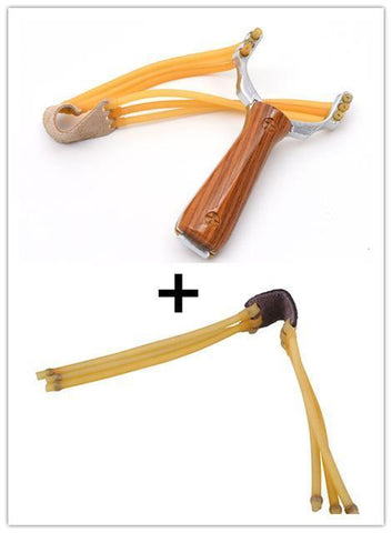 Image of Powerful Slingshot (Perfect Outdoor Equipment) - Perfenq