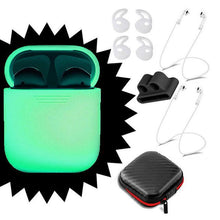 Load image into Gallery viewer, The Ultimate Accessories Bundle for AirPods (7 in 1) - Perfenq