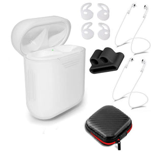 The Ultimate Accessories Bundle for AirPods (7 in 1) - Perfenq