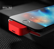 Load image into Gallery viewer, iPhone Backpack - Ultra Sleek Battery Case (4000 mAh) - Perfenq