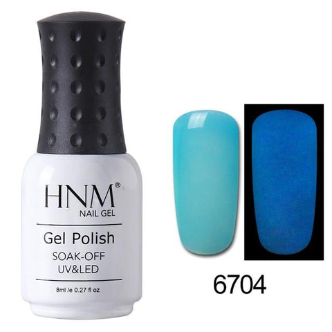 Image of Glow in the Dark Nail Polish - Luminous Colors