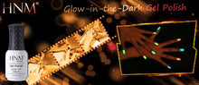 Load image into Gallery viewer, Glow in the Dark Nail Polish - Luminous Colors - Perfenq
