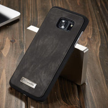 Load image into Gallery viewer, All in One Wallet Case for Samsung Galaxy S9 / S9 Plus / S8 / S8 Plus / Note 8 / S7 / S7 Edge - Perfenq