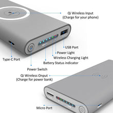 Load image into Gallery viewer, Wireless Powerbank - Perfenq