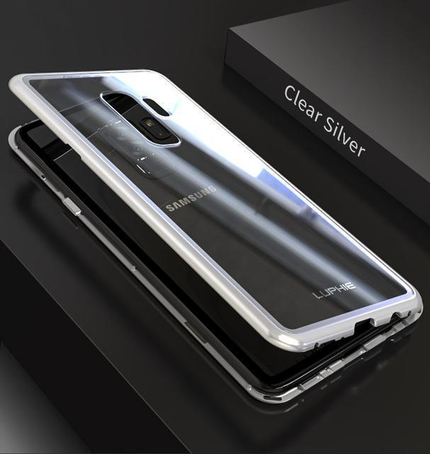 Magnetic Adsorption Case For Samsung Galaxy S9 / S8 / S9 PLUS / S8 PLUS
