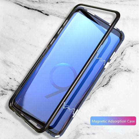 Image of Magnetic Adsorption Case For Samsung Galaxy S9 / S8 / S9 PLUS / S8 PLUS - Perfenq
