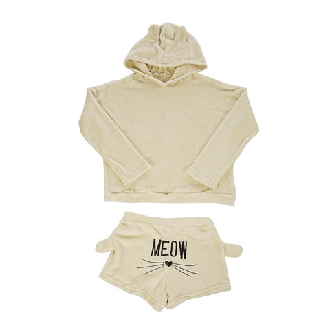 Image of Meow Two Piece (Set)