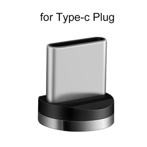 3 in 1 Magnetic Cable (Type C, Micro-USB & For iPhone) - Perfenq
