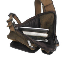 Load image into Gallery viewer, Multi-Purpose Canvas Motorcycle Leg Bag - Perfenq