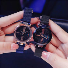 Load image into Gallery viewer, Starry Sky Magnetic Watch - Perfenq