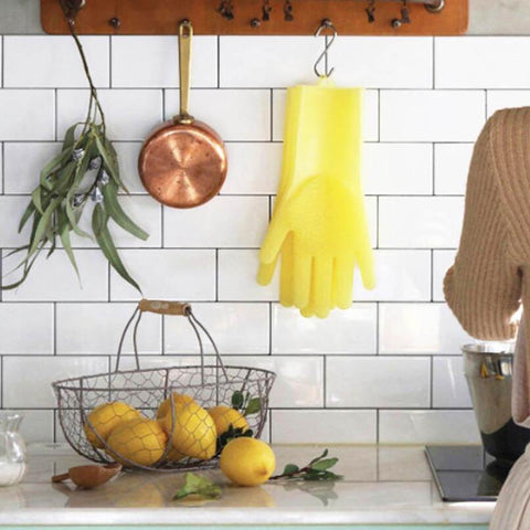 Shruk Silicone Gloves - The Best Kitchen Gloves Ever!