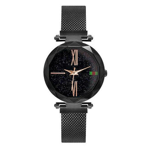 Starry Sky Magnetic Watch - Perfenq