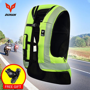 Motorcycle Air-bag Vest - Perfenq