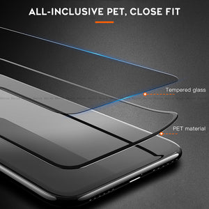 Privacy Screen for iPhone XS, XS Max, XR, X, 8, 7, 6S, 6 & Plus Models - Perfenq