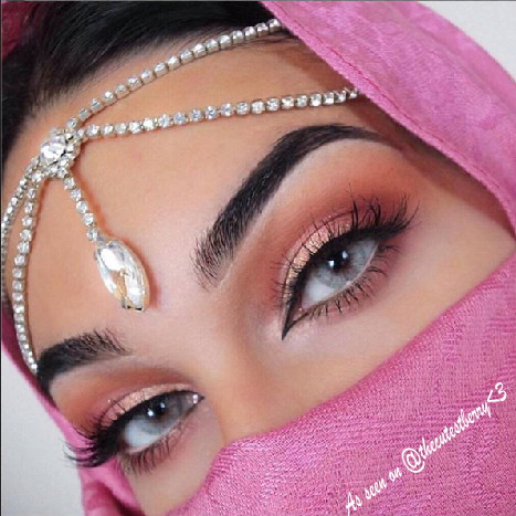 Coloured Contact Lenses - Crystal Pearl
