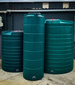 "1000L 'The Green"" Slimline Water Tank"