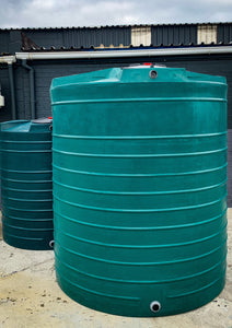 "5000L ""The Green"" Water Tank"