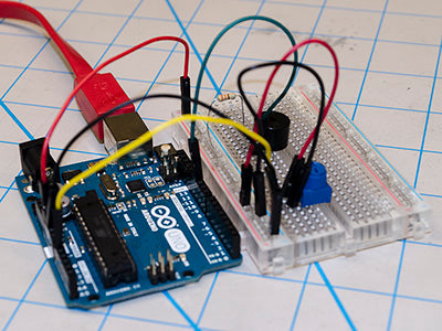 Arduino Activity 6: Buzzer