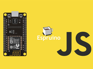 ESP8266: Programming In JavaScript Using Espruino Firmware