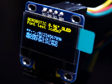 ESP8266: Using I2C OLED Screens (SSD1306)