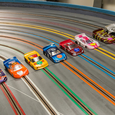 Slot Car Racing Is Making A Come Back