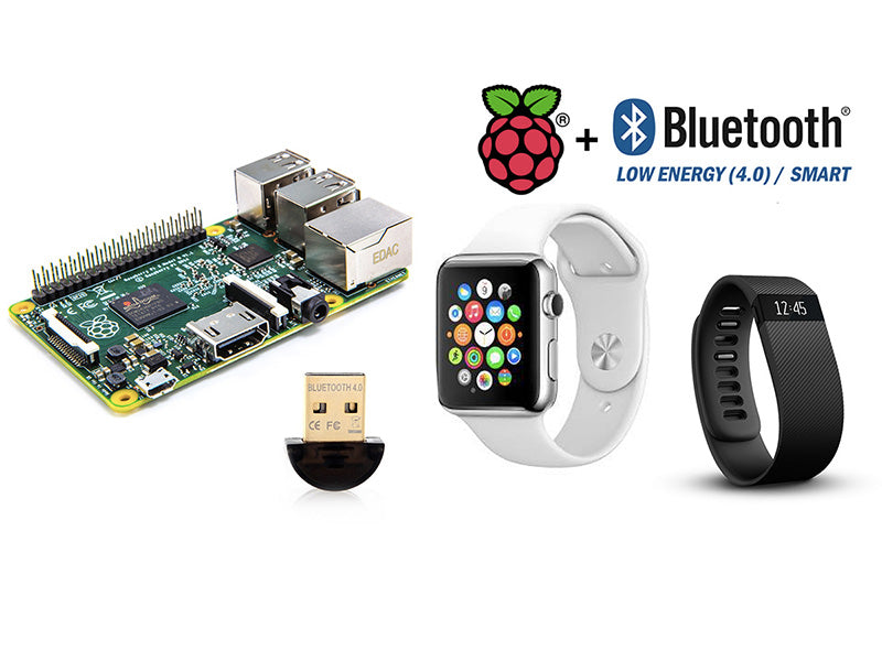 Raspberry Pi: Control Bluetooth LE Devices