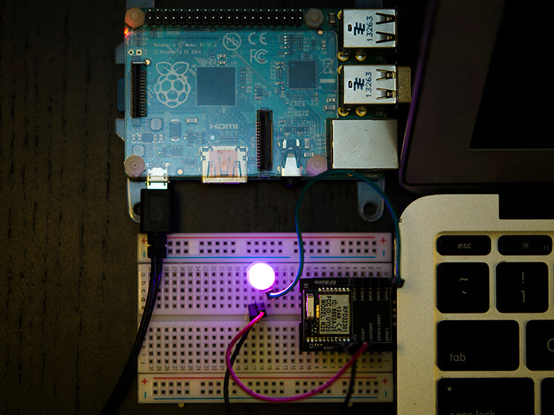 Raspberry Pi: Control WS2812B (NeoPixels) With Bluetooth LE