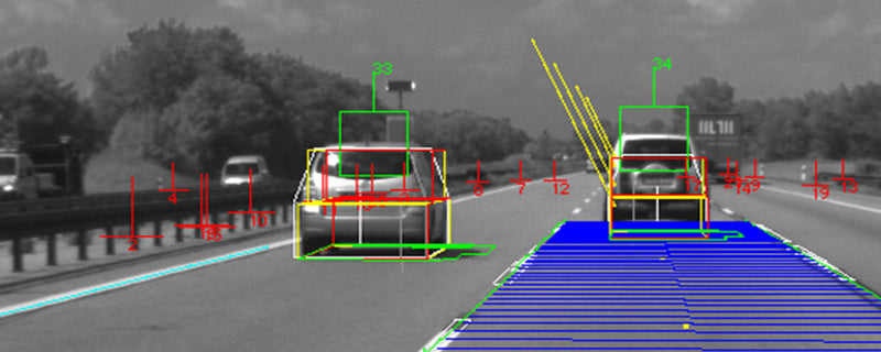 Computer Vision For Car Tracking
