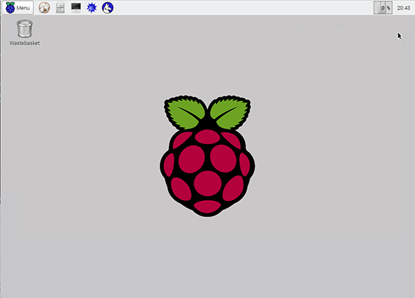 Raspbian Desktop Environment