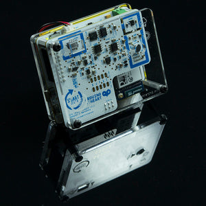 Smart Citizen Kit: Laser-Cut Enclosure