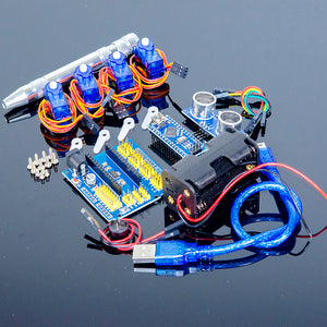 Otto DIY | Build Your Own Robot [:-] (Electronics Kit)