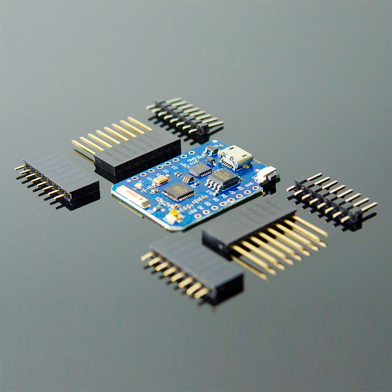 ACROBOTIC ESP8266 WeMos D1 Mini Pro Development Board (16 MB Flash)