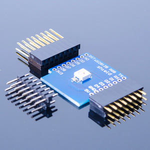 ACROBOTIC ESP8266 WeMos D1 Mini WS2812B RGB LED Shield