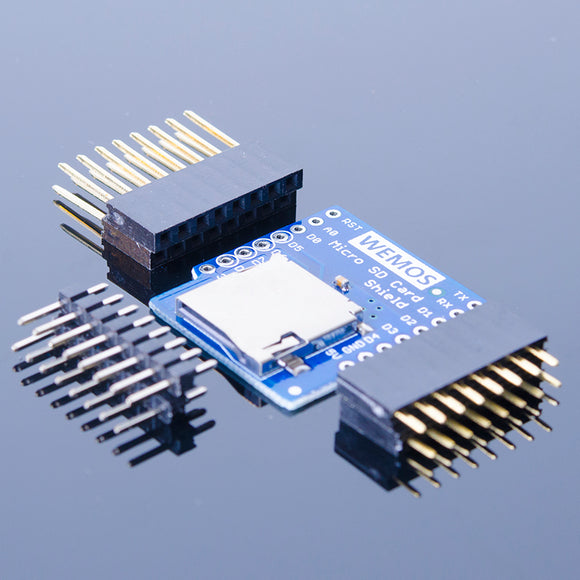 ACROBOTIC ESP8266 WeMos D1 Mini MicroSD Card Shield