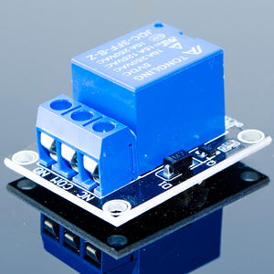 ACROBOTIC 1-Channel Relay Board (10A@250VAC, 10A@30VDC)