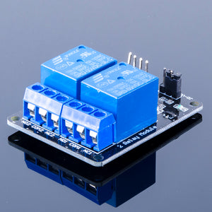 ACROBOTIC 2-Channel Relay Board (10A@250VAC, 10A@30VDC)