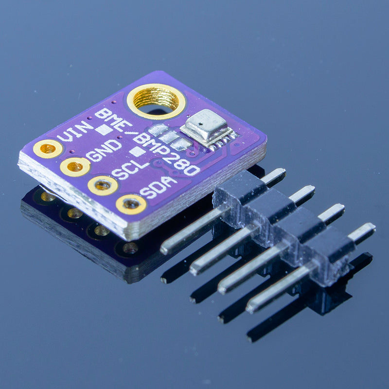 ACROBOTIC Temperature, Humidity, Barometric Pressure and Altitude Sensor Breakout Board (BME280)