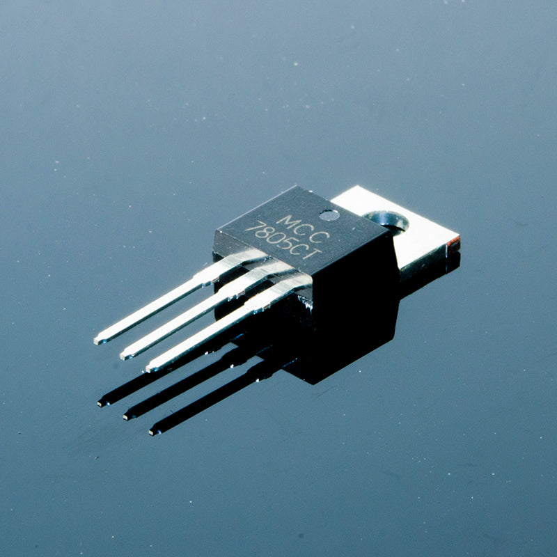 MC7805 Linear Voltage Regulator (5V Output)
