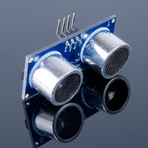 Ultrasonic Distance Sensor (HC-SR04)