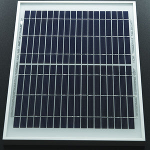 10W Waterproof Solar Panel 18VDC