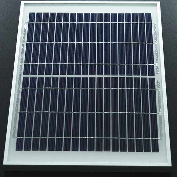 ACROBOTIC 10W Waterproof Solar Panel 18VDC