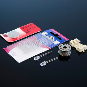 ACROBOTIC Sewable LEDs Starter Kit | Wearables/E-textiles